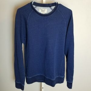 Original Penguin Crewneck Sweatshirt Denim Blue
